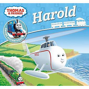 Thomas & Friends-Harold-9781405279789 libro
