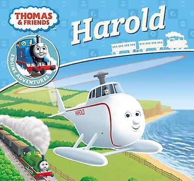 Thomas & Friends - Harold - 9781405279789 Book
