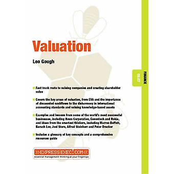 Valuation by Leo Gough - 9781841123356 Book