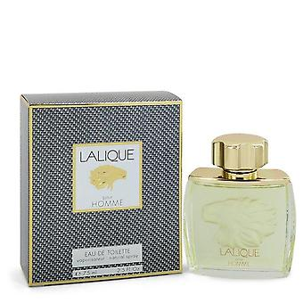 Lalique Eau De Toilette Spray (Lion Head) By Lalique 75 ml