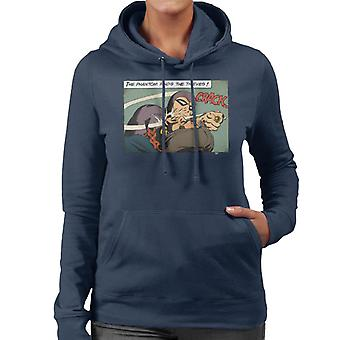 The Phantom Finds Thieves Women's Hooded Sweatshirt