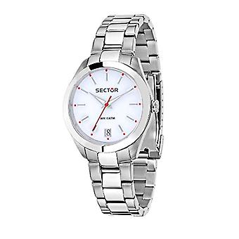 Sector women's Quartz analogue watch with stainless steel band R3253486506