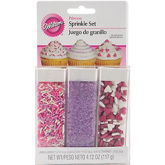 Sprinkle Set 3.83 Ounces Pkg Princess W1085