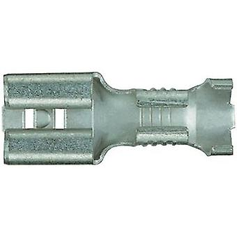 Blade receptacle Connector width: 6.3 mm Connector thickness: 0.8 mm 180 ° Not insulated Metal Klauke 1750 1 pc(s)