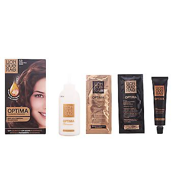 OPTIMA hair colour #5.3-golden brown