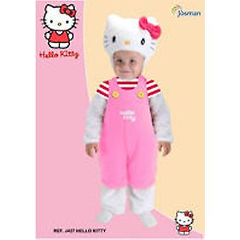 Josman Hello Kitty Plush Costume Size 0 (Costumes)
