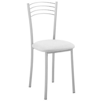 SZ Suárez White upholstered swing swing chair