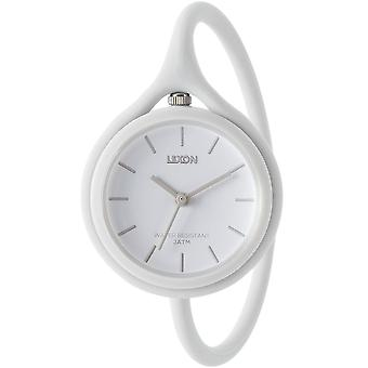 White Lexon Take Time Watch