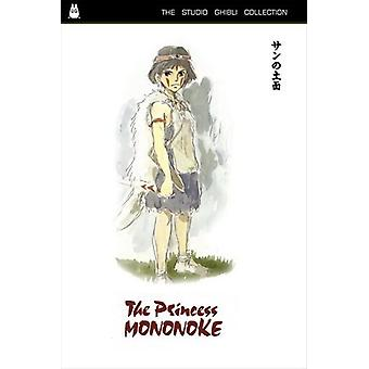 Principessa Mononoke 1998 - stile C Movie Poster (11x17)