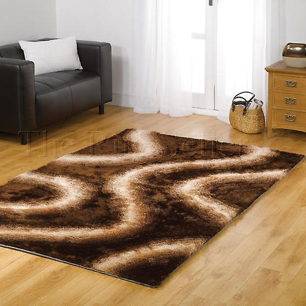 Splendour Virtue Desire Rugs In Brown