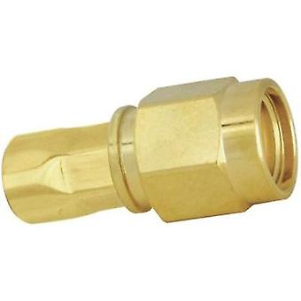 SMA connector Plug, straight 50 Ω SSB AIRCELL 5 1 pc(s)