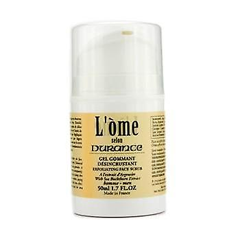 Durance L'Ome Exfoliating Face Scrub - 50ml/1.7oz