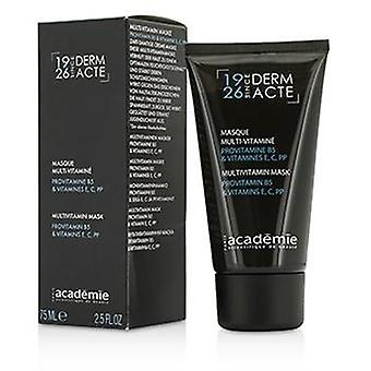 Academie Derm Acte multivitamines masque - 75ml / 2. 5 oz