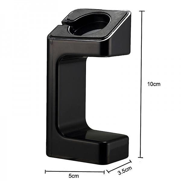 Holder black for Apple Watch stand charger docking 38 mm 42 mm