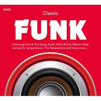 Classic Funk by Various