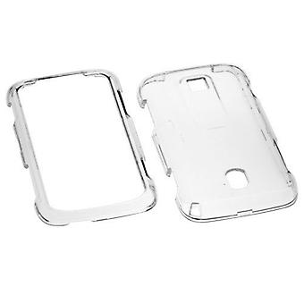 Wireless Accessories Snap-On Case Case for Huawei Ascend M860 (Clear)