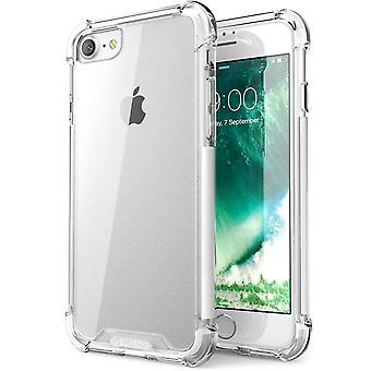 i-Blason- Apple iPhone 7 Case,Shockproof Case-White