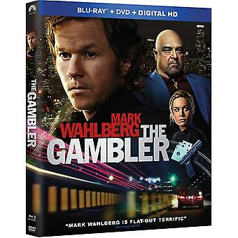 Gambler [BLU-RAY] USA import