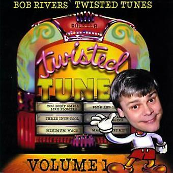 Bob Rivers - Bob Rivers: Vol. 1-Best of Twisted Tunes [CD] USA import