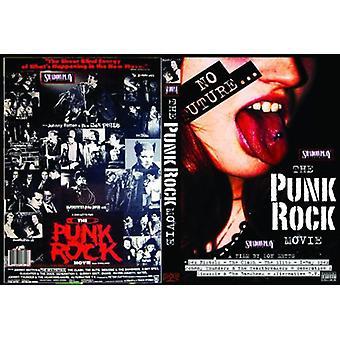 Punk Rock film [DVD] USA importerer