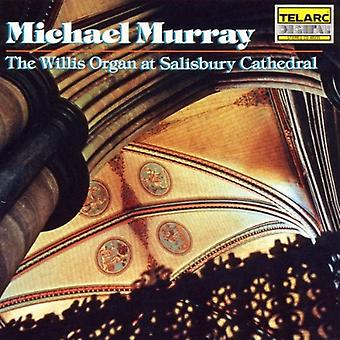 Mendelssohn/Dupre - The Willis Organ at Salisbury Cathedral [CD] USA import