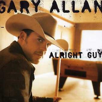 Gary Allan - okay fyr [CD] USA import