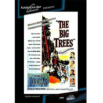 Big Trees [DVD] USA import