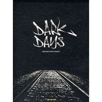 Mørke dage [DVD] USA importerer