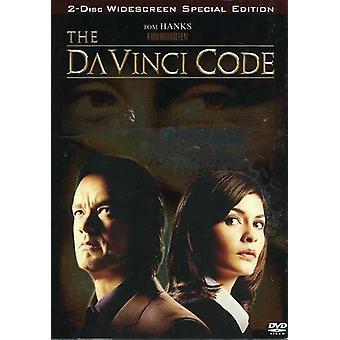Da Vinci Code [DVD] USA import