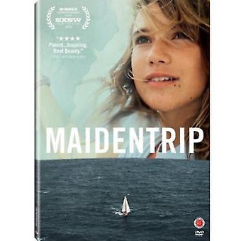 Importación de los E.e.u.u. Maidentrip [DVD]