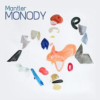 Mantler - monodi [CD] USA importerer
