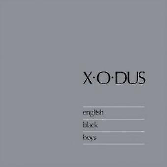 X-O-Dus - dansk sorte drenge [CD] USA import