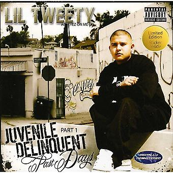 Lil Tweety - Juvenile Delinquent [CD] USA import