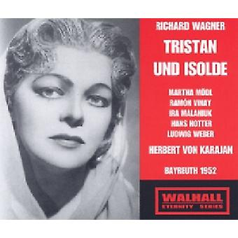 Wagner / Moedl / Bayreuth Festival Chorus & Orch - Tristan & Isolde [CD] USA import