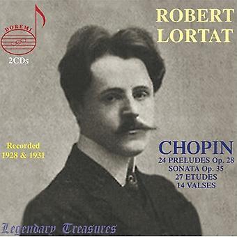 F. Chopin - Chopin: 24 Præludier; Sonate, Op. 35; 27 etudes & mere [CD] USA importerer