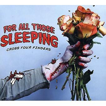 For alle dem, der sover - kryds jeres fingre [CD] USA import