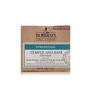 Dr. Miracle's Temple & Nape Gro Balm Regular 113g