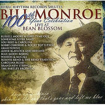 Bill Monroe 100 år fest Liv - Bill Monroe 100 år fest Liv [CD] USA import