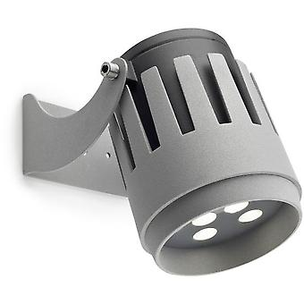 Lysdioder C4 Proyector Powell 9xLed Cree 18W Gris