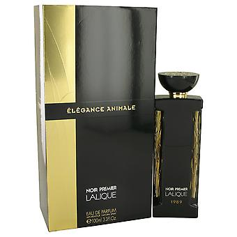 Lalique Women Elegance Animale Eau De Parfum Spray By Lalique