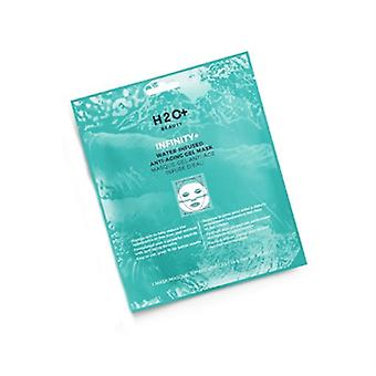 H2O Plus Infinity+ Water-Infused Anti-Aging Gel Mask 1 Mask / 2 Pieces