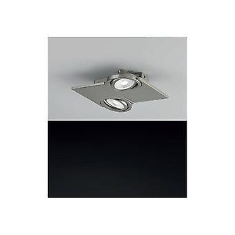 Eglo BREA Modern Aluminium Spot 2 Light
