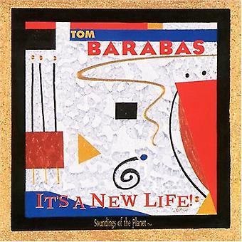 Tom Barabas - det er et nyt liv! [CD] USA import