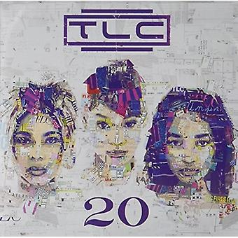 TLC - 20 importación de Estados Unidos [CD]