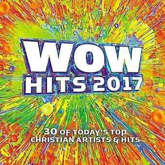 Forskellige kunstner - Wow Hits 2017 [CD] USA importerer