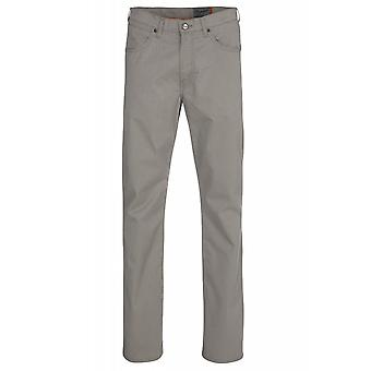 Wrangler Arizona stretch pants mens gray stretch pants