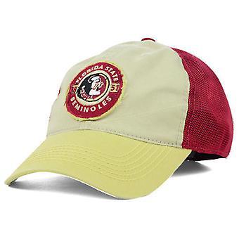 Штата Флорида семинолы NCAA БУКСИР «Отличием Flex» стрейч установлены шляпа