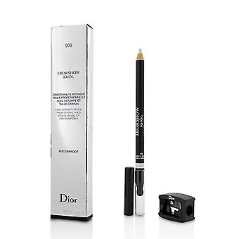 Christian Dior Diorshow Khol Pencil Waterproof With Sharpener - # 009 White Khol - 1.4g/0.04oz