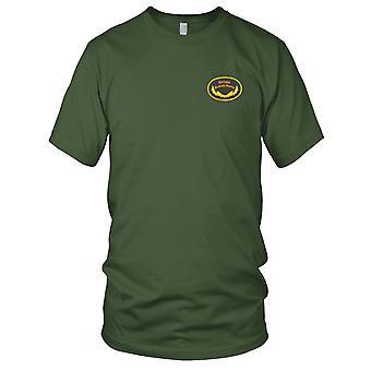 US Army - Vietnam infermieri Haven ricamato Patch - Mens T-Shirt