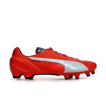 Puma evoSPEED 1.2 Firm Ground Football Boots (Lava Blast)
